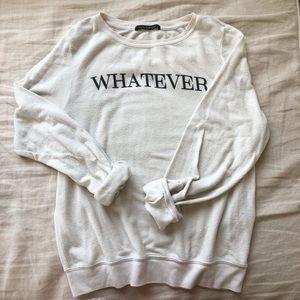 Whatever EUC Wildfox Sweater